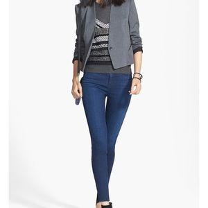 J Brand Maria High Rise Skinny Jeans Supreme Wash